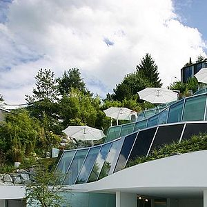 Wohnhaus Wollerau Aussenansicht